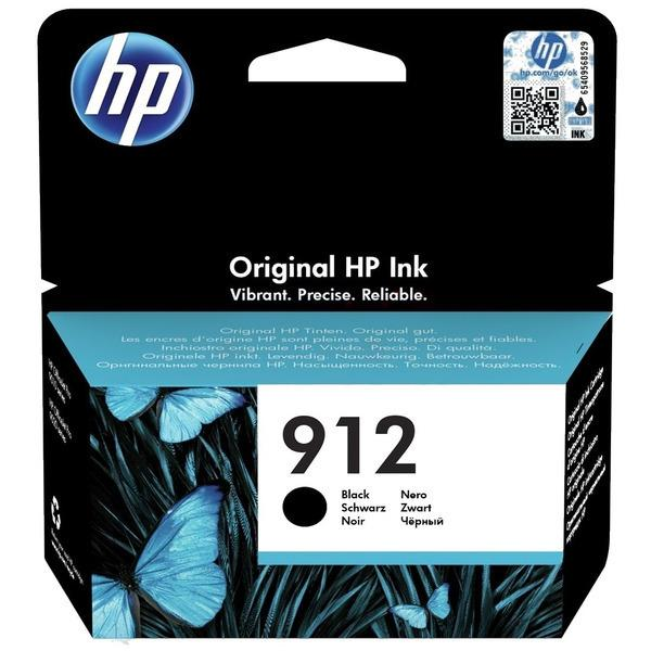 Hp 912 Original Black Ink Cartridge