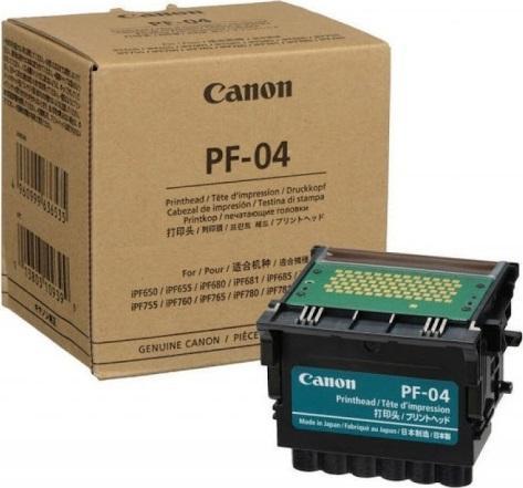 Canon Pf-04 Original Printhead