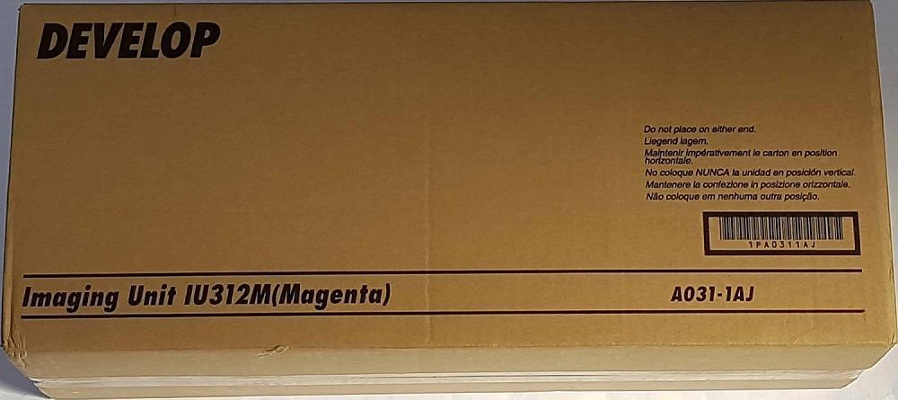 Develop Iu312m Original Magenta Imaging Unit