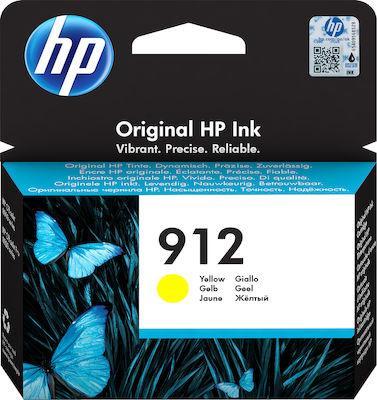 Hp 912 Original Yellow Ink Cartridge