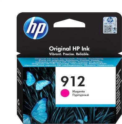 Hp 912 Original Magenta Ink Cartridge