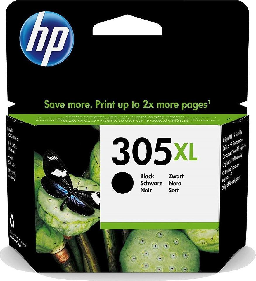Hp 305xl Original Black Ink Cartridge