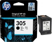 HP 305 Original Black Ink Cartridge