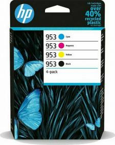 HP 953 Original 4 Color Ink Cartridge Multipack
