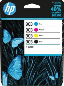 HP 903 Original 4 Colour Ink Cartridge Multipack