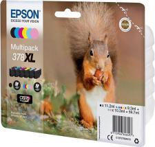 Epson 378XL Original Multipack Ink Cartridge 6Pack