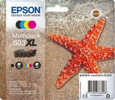Epson 603XL Original 4 Colour Ink Cartridge Multipack