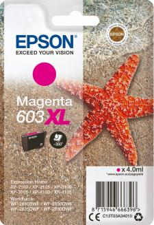 Epson 603XL Original Magenta Ink Cartridge