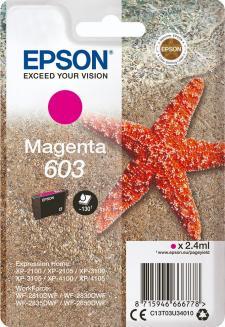 Epson 603 Original Magenta Ink Cartridge