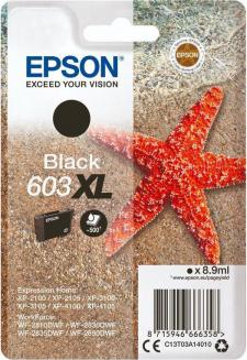 Epson 603XL Original Black Ink Cartridge